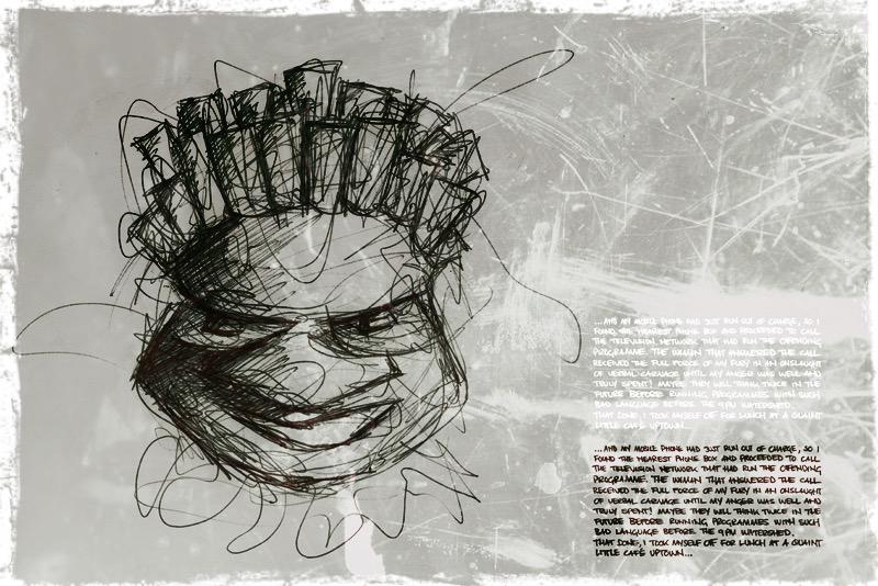 Rage Head 03