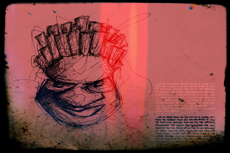 Rage Head 04