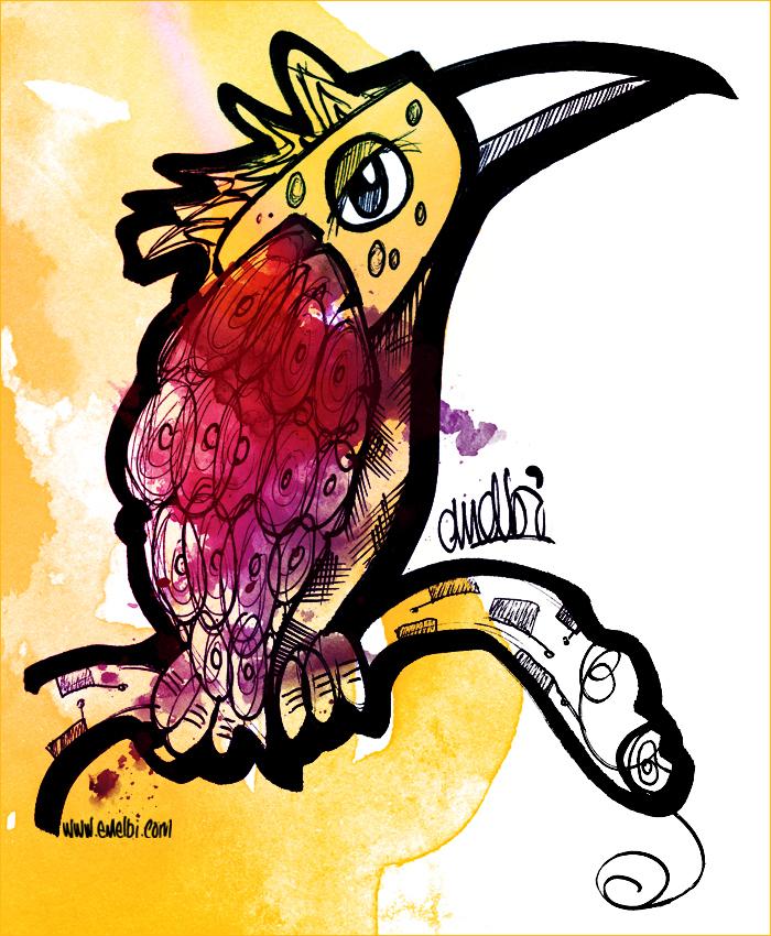 Scooner Booner Bird