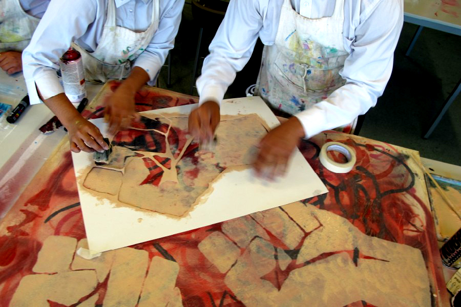 Creative Art Workshops