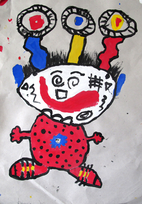 emelbi_art_education_illustration_workshops_gomersal_primary_school_year3_emelbi_inspired_characters_01