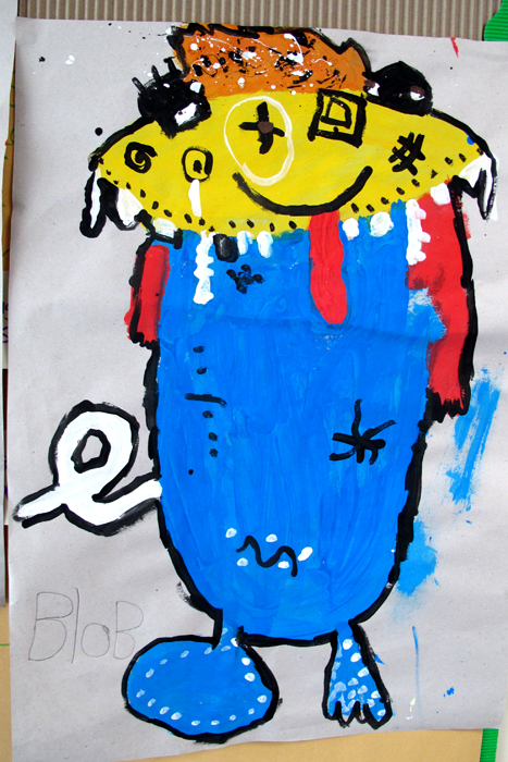 emelbi_art_education_illustration_workshops_gomersal_primary_school_year3_emelbi_inspired_characters_05