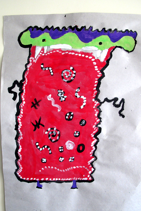 emelbi_art_education_illustration_workshops_gomersal_primary_school_year3_emelbi_inspired_characters_11