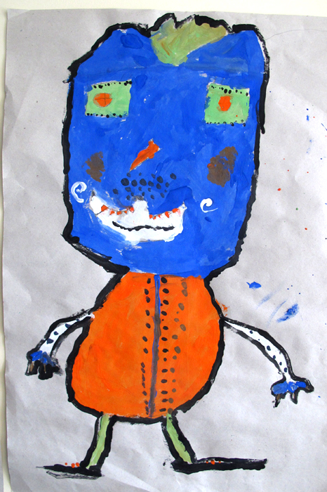 emelbi_art_education_illustration_workshops_gomersal_primary_school_year3_emelbi_inspired_characters_14
