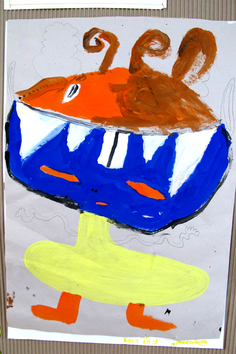 emelbi_art_education_illustration_workshops_gomersal_primary_school_year3_emelbi_inspired_characters_20