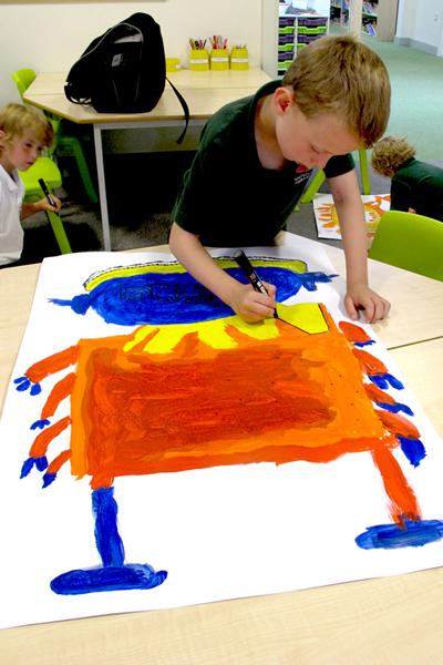 Creative Art Workshops